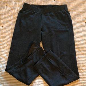 Nike Dark Gray Fleece Sweats